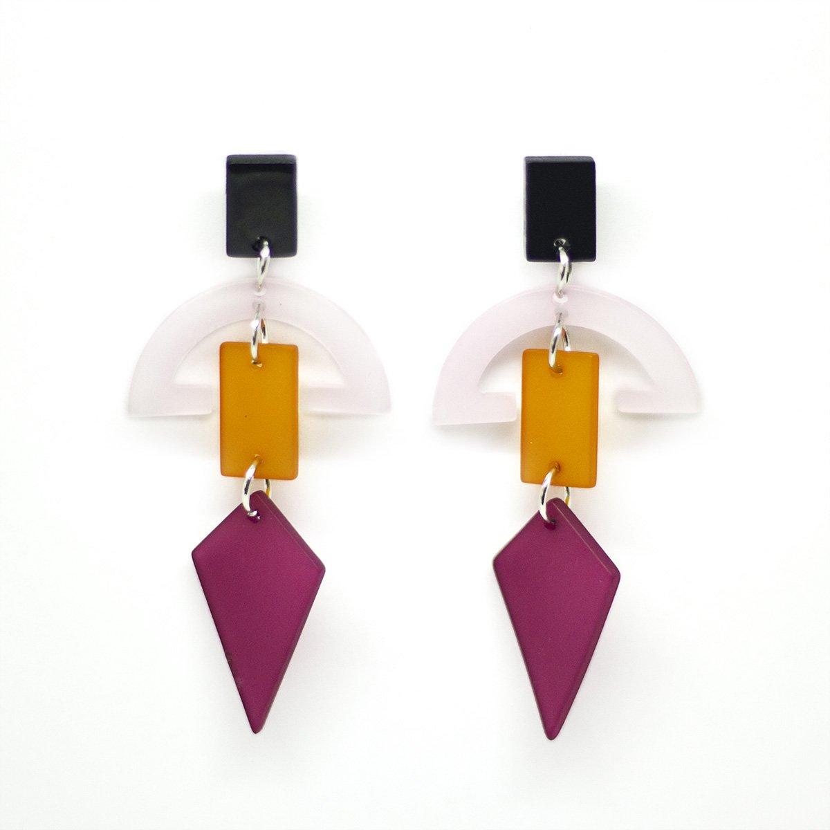 sieraden oorbellen oorknopjes verjaardagscadeau handmade earrings