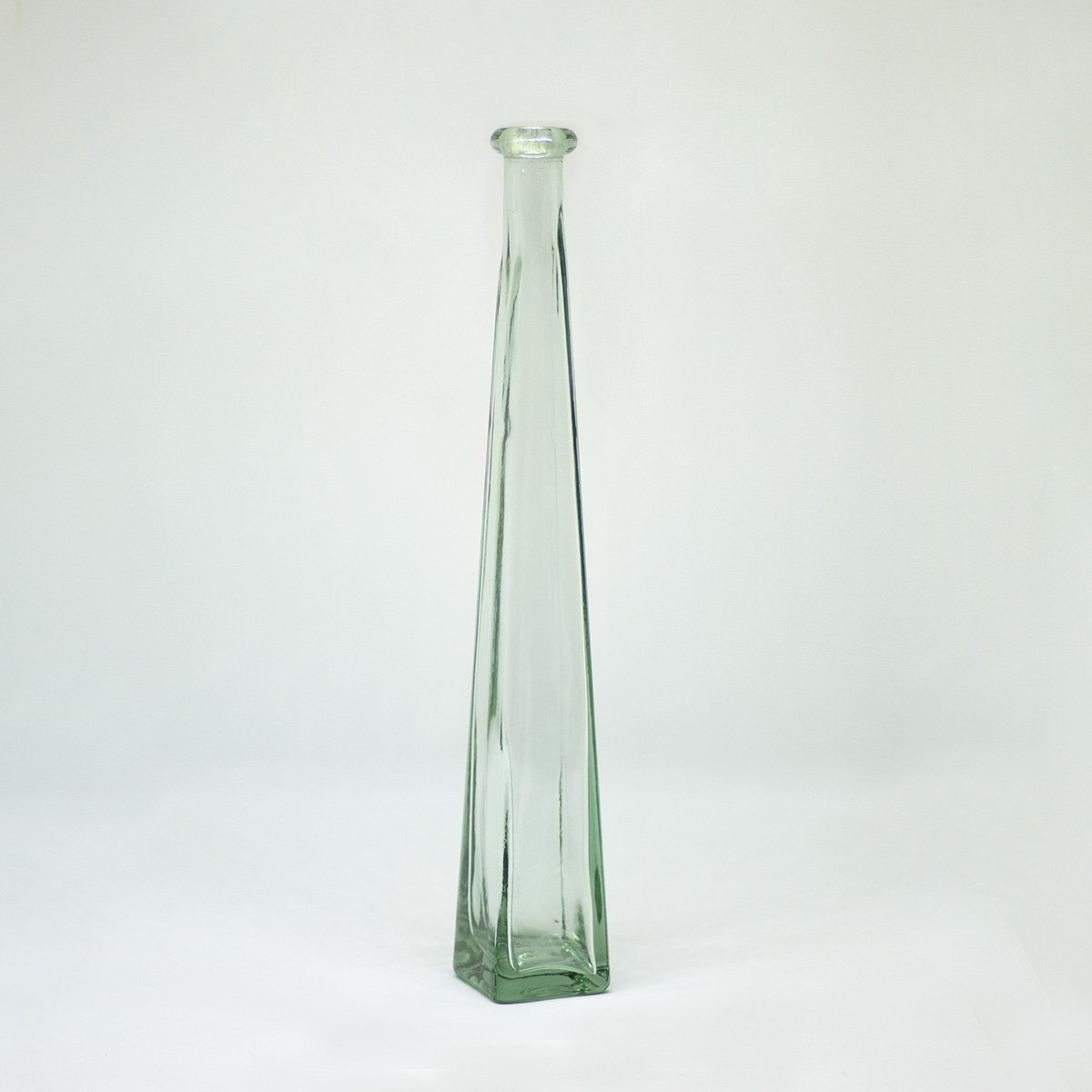 yesterday long glass vase - een stip
